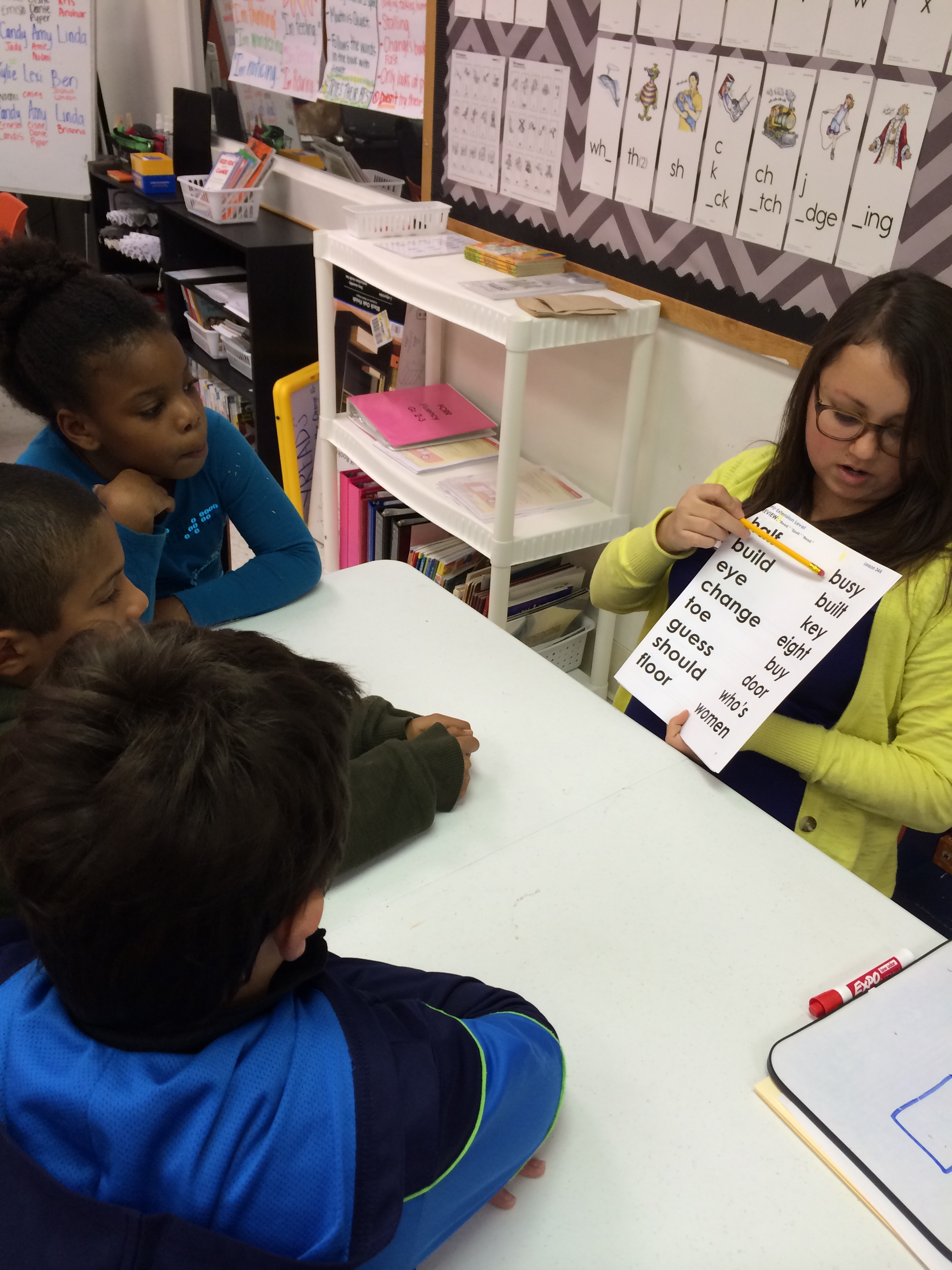 grouping practices in the elementary reading Ability grouping is clearly a practice that is misaligned with advancing  at least  one team of elementary teachers at the institute was convinced  meaning you  can group students by various reading abilities into one group if.